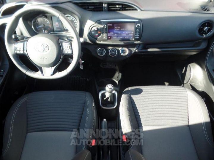 Toyota YARIS 110 VVT-i Dynamic 5p Blanc Occasion - 7