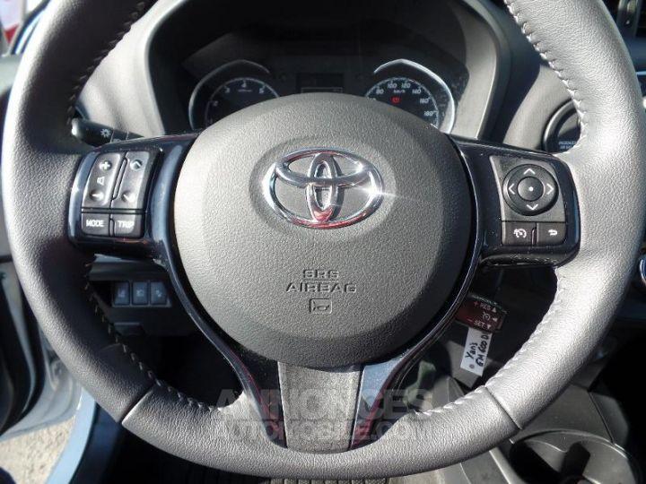 Toyota YARIS 110 VVT-i Dynamic 5p Blanc Occasion - 15