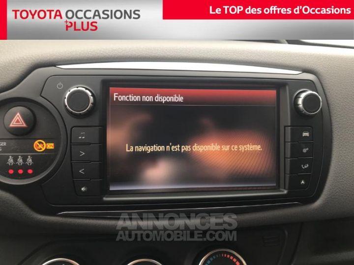 Toyota YARIS 69 VVT-i Dynamic 5p Rouge foncé Occasion - 7