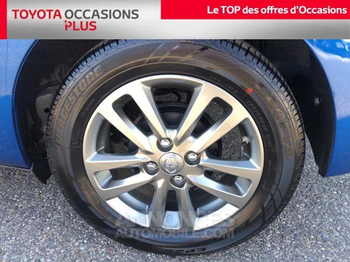 Toyota YARIS 69 VVT-i Dynamic 5p BLEU LAGON Occasion - 4