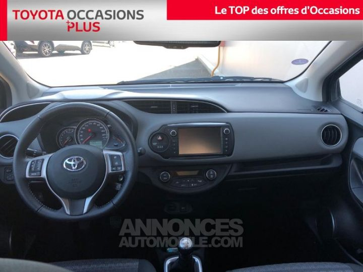 Toyota YARIS 69 VVT-i Dynamic 5p BLEU LAGON Occasion - 5