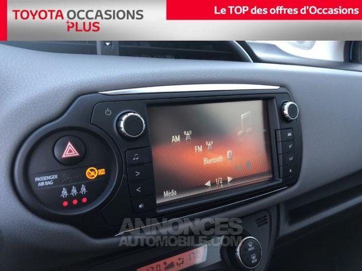 Toyota YARIS 69 VVT-i Dynamic 5p BLEU LAGON Occasion - 7
