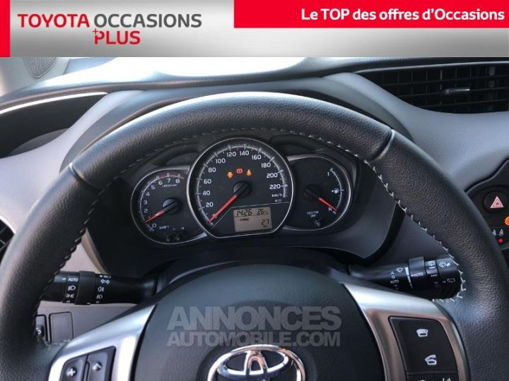 Toyota YARIS 69 VVT-i Dynamic 5p BLEU LAGON Occasion - 8
