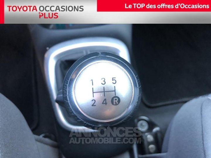 Toyota YARIS 69 VVT-i Dynamic 5p BLEU LAGON Occasion - 9