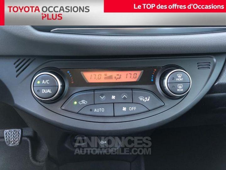 Toyota YARIS 69 VVT-i Dynamic 5p BLEU LAGON Occasion - 11