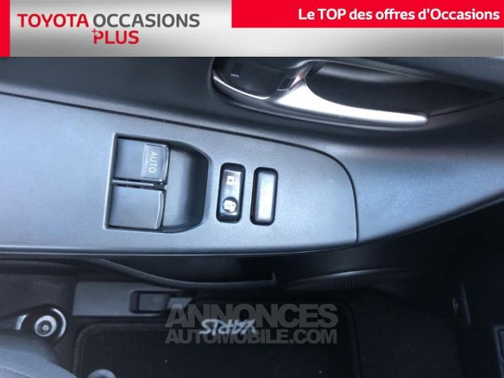 Toyota YARIS 69 VVT-i Dynamic 5p BLEU LAGON Occasion - 12
