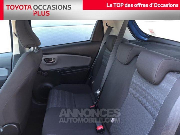 Toyota YARIS 69 VVT-i Dynamic 5p BLEU LAGON Occasion - 14