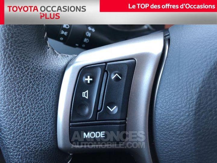 Toyota YARIS 69 VVT-i Dynamic 5p BLEU LAGON Occasion - 17