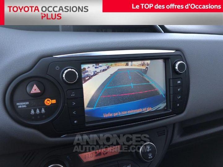 Toyota YARIS 69 VVT-i Dynamic 5p BLEU LAGON Occasion - 19