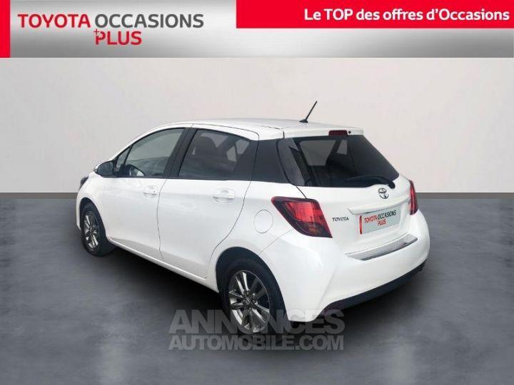 Toyota YARIS 69 VVT-i Dynamic 5p BLANC Occasion - 2
