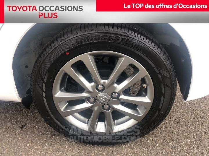 Toyota YARIS 69 VVT-i Dynamic 5p BLANC Occasion - 4