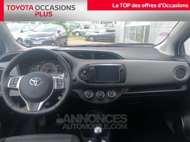 Toyota YARIS 69 VVT-i Dynamic 5p BLANC Occasion - 5
