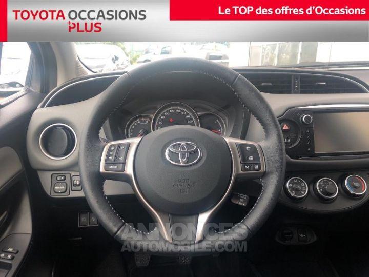 Toyota YARIS 69 VVT-i Dynamic 5p BLANC Occasion - 6