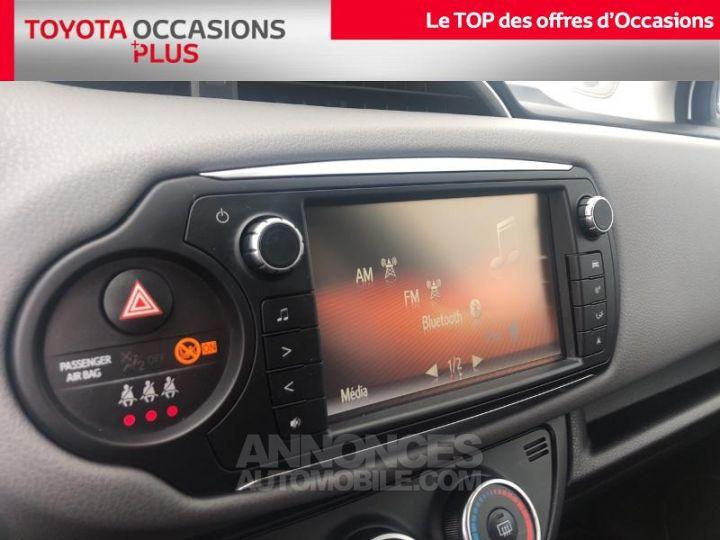 Toyota YARIS 69 VVT-i Dynamic 5p BLANC Occasion - 7