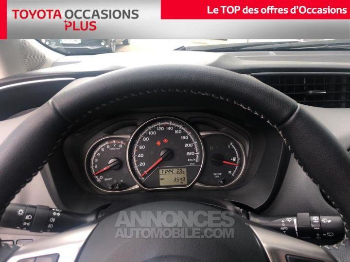 Toyota YARIS 69 VVT-i Dynamic 5p BLANC Occasion - 8