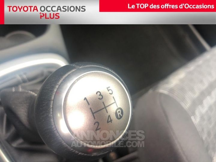 Toyota YARIS 69 VVT-i Dynamic 5p BLANC Occasion - 9