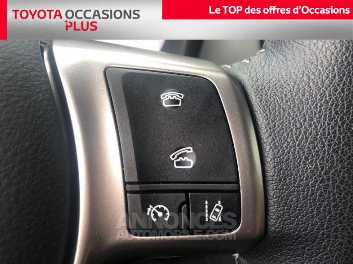 Toyota YARIS 69 VVT-i Dynamic 5p BLANC Occasion - 10