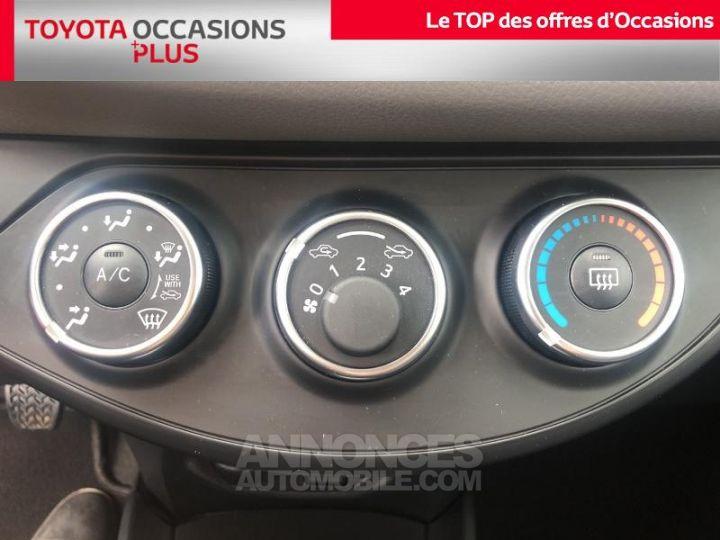 Toyota YARIS 69 VVT-i Dynamic 5p BLANC Occasion - 11