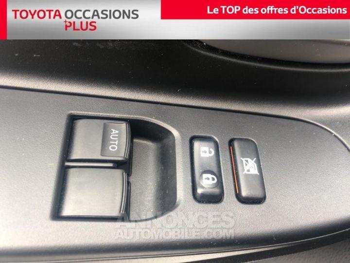 Toyota YARIS 69 VVT-i Dynamic 5p BLANC Occasion - 12