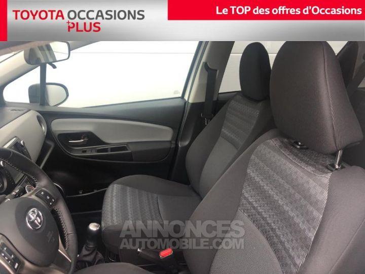Toyota YARIS 69 VVT-i Dynamic 5p BLANC Occasion - 13