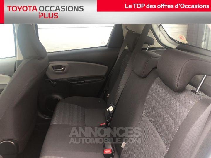 Toyota YARIS 69 VVT-i Dynamic 5p BLANC Occasion - 14