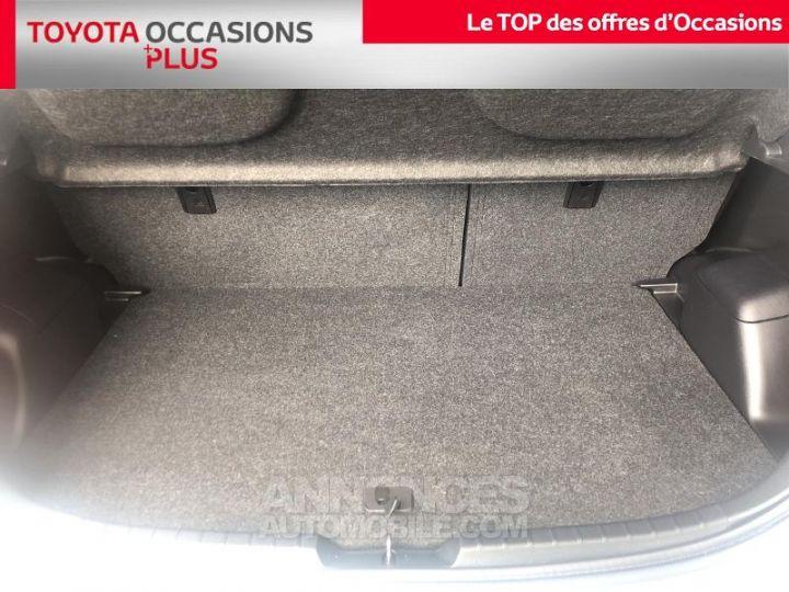 Toyota YARIS 69 VVT-i Dynamic 5p BLANC Occasion - 15