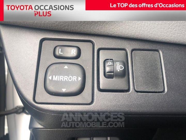 Toyota YARIS 69 VVT-i Dynamic 5p BLANC Occasion - 16