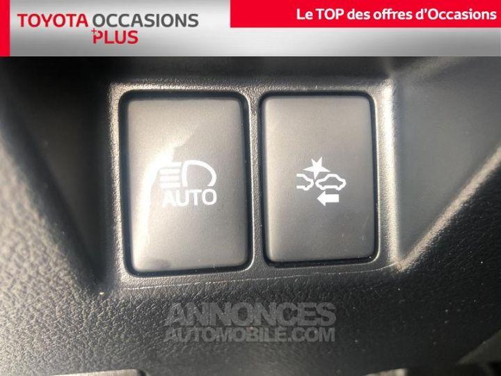 Toyota YARIS 69 VVT-i Dynamic 5p BLANC Occasion - 18