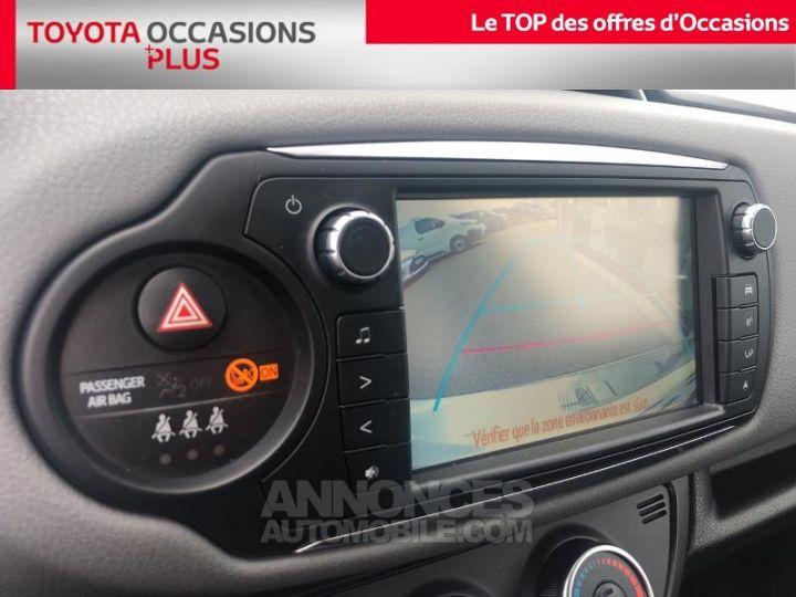 Toyota YARIS 69 VVT-i Dynamic 5p BLANC Occasion - 19