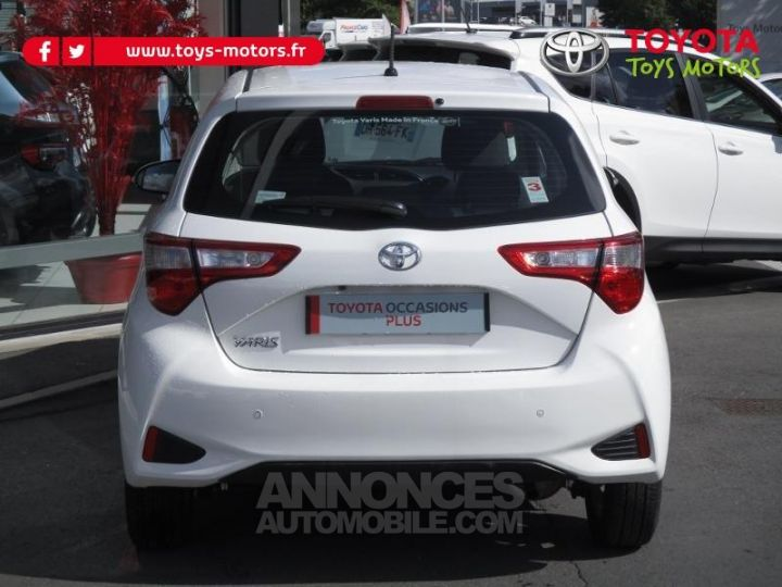 Toyota YARIS 69 VVT-i Dynamic Business 5p BLANCHE Occasion - 5
