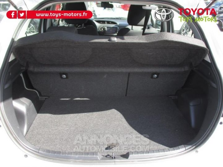 Toyota YARIS 69 VVT-i Dynamic Business 5p BLANCHE Occasion - 10