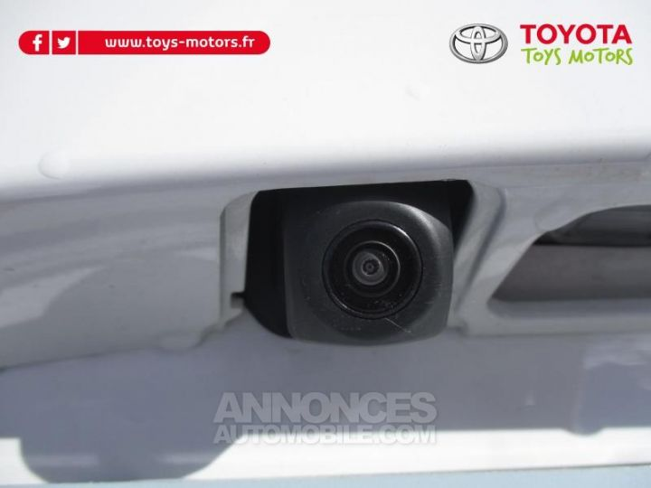 Toyota YARIS 69 VVT-i Dynamic Business 5p BLANCHE Occasion - 11