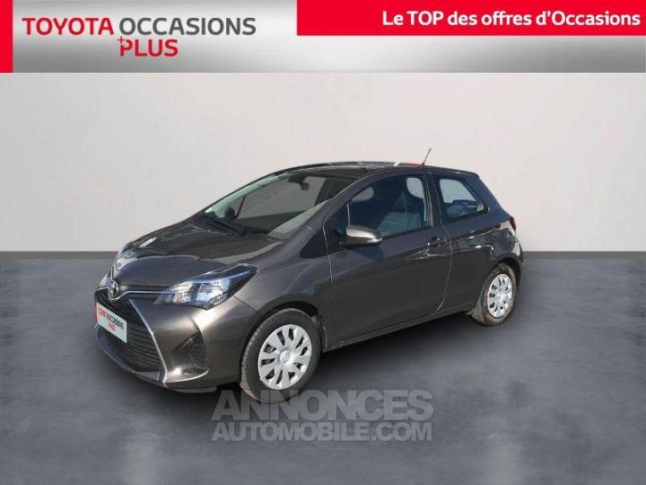 Toyota YARIS 69 VVT-i France 3p SEPIA Occasion - 1