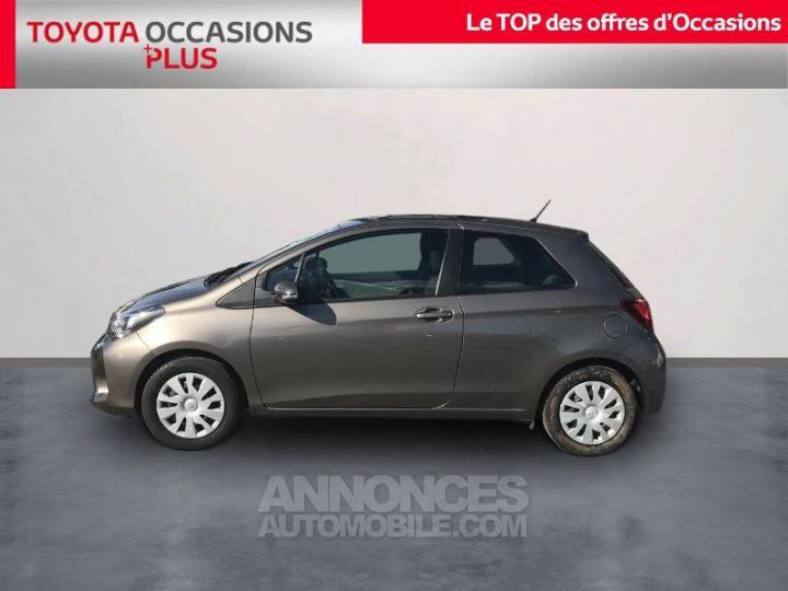 Toyota YARIS 69 VVT-i France 3p SEPIA Occasion - 3
