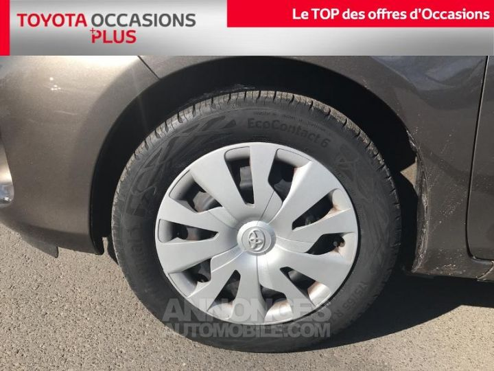 Toyota YARIS 69 VVT-i France 3p SEPIA Occasion - 4
