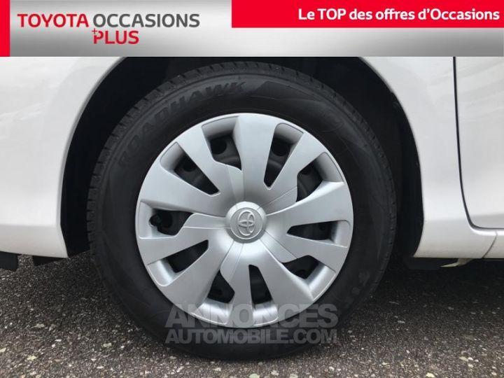 Toyota YARIS 69 VVT-i France 3p BLANC PUR Occasion - 4