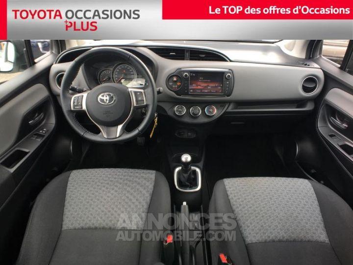Toyota YARIS 69 VVT-i France 3p BLANC PUR Occasion - 5