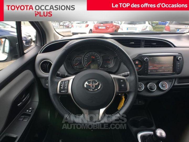 Toyota YARIS 69 VVT-i France 3p BLANC PUR Occasion - 6