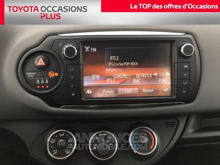 Toyota YARIS 69 VVT-i France 3p BLANC PUR Occasion - 7