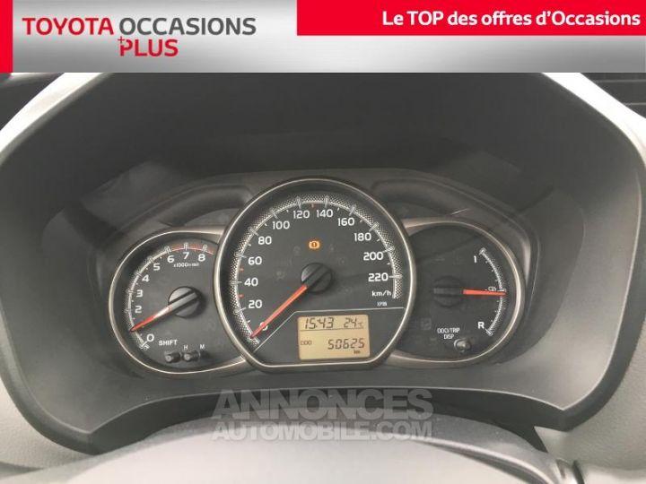 Toyota YARIS 69 VVT-i France 3p BLANC PUR Occasion - 8