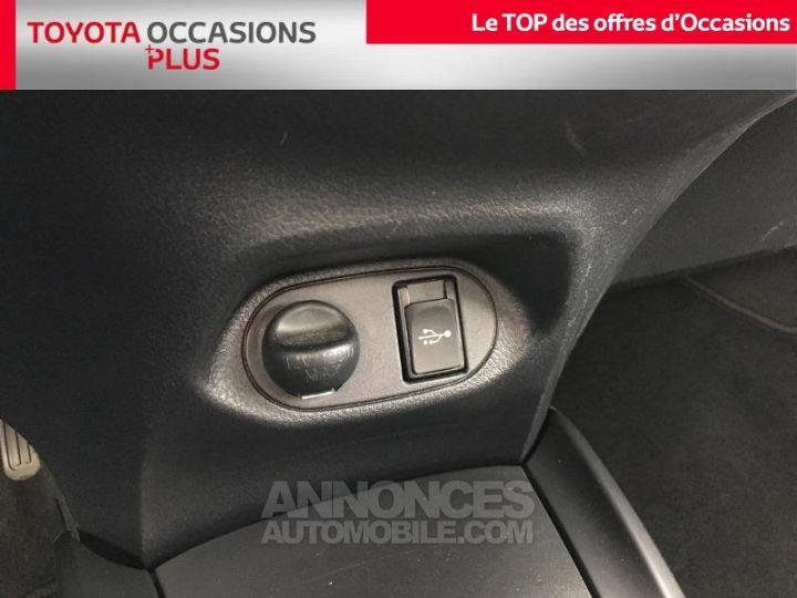 Toyota YARIS 69 VVT-i France 3p BLANC PUR Occasion - 12