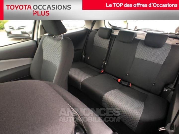 Toyota YARIS 69 VVT-i France 3p BLANC PUR Occasion - 14