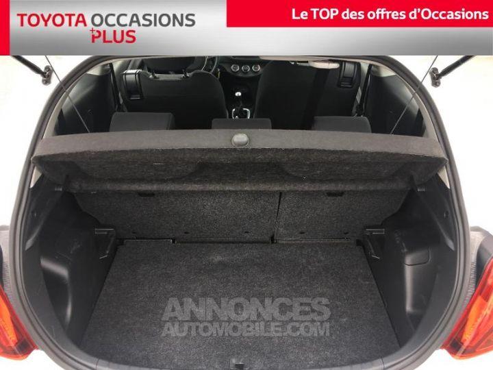 Toyota YARIS 69 VVT-i France 3p BLANC PUR Occasion - 15