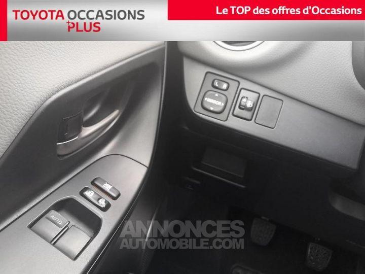 Toyota YARIS 69 VVT-i France 3p Gris Clair Métallisé Occasion - 16