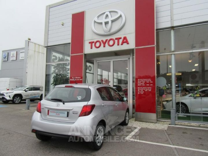 Toyota YARIS 69 VVT-i France 5p GRIS C Occasion - 5
