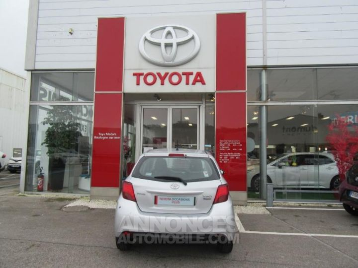 Toyota YARIS 69 VVT-i France 5p GRIS C Occasion - 6