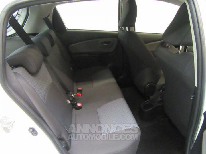 Toyota YARIS 69 VVT-i France 5p BLANC Occasion - 16