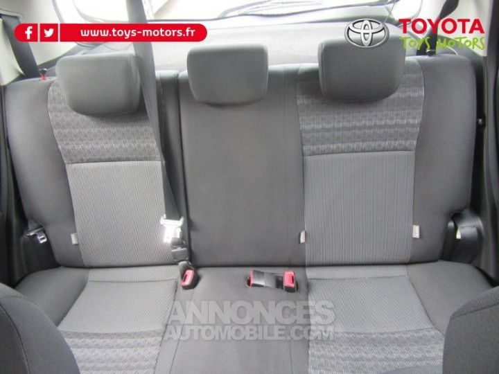 Toyota YARIS 69 VVT-i France 5p BLANC Occasion - 15