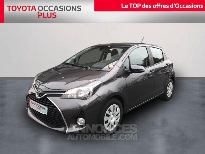Toyota YARIS 69 VVT-i France 5p GRIS ATLAS Occasion - 1