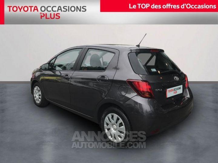Toyota YARIS 69 VVT-i France 5p GRIS ATLAS Occasion - 2